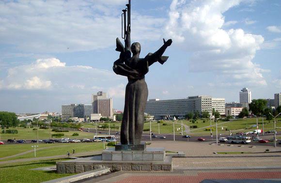 Minsk Belarus  city photos gallery : Minsk, Belarus. Photo: Anders Thorsell, FFAgency .