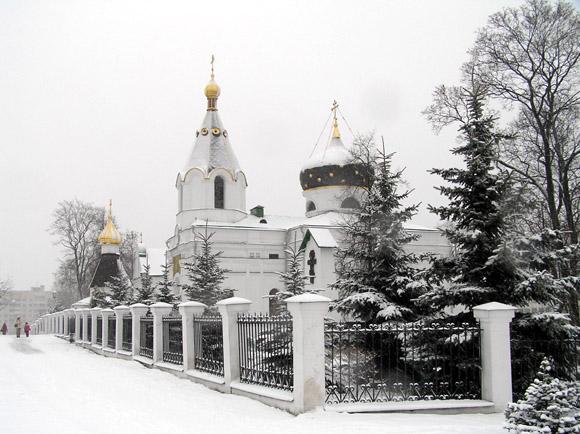 St. Maria Magdalene church. Minsk